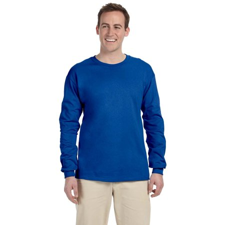 Fruit of the Loom Boys 6-20 HD Cotton Long Sleeve T-Shirt