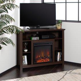 Middlebrook Designs 44 Highboy Corner Fireplace Tv Stand