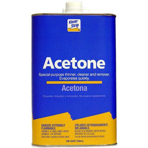 Klean-Strip Acetone Quart