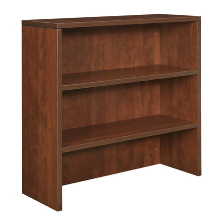 Legacy 35-inch Open Hutch- Cherry (Mahogany Stacking Hutch)
