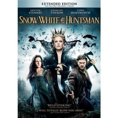 Snow White   The Huntsman  With Instawatch   Anamorphic Widescreen