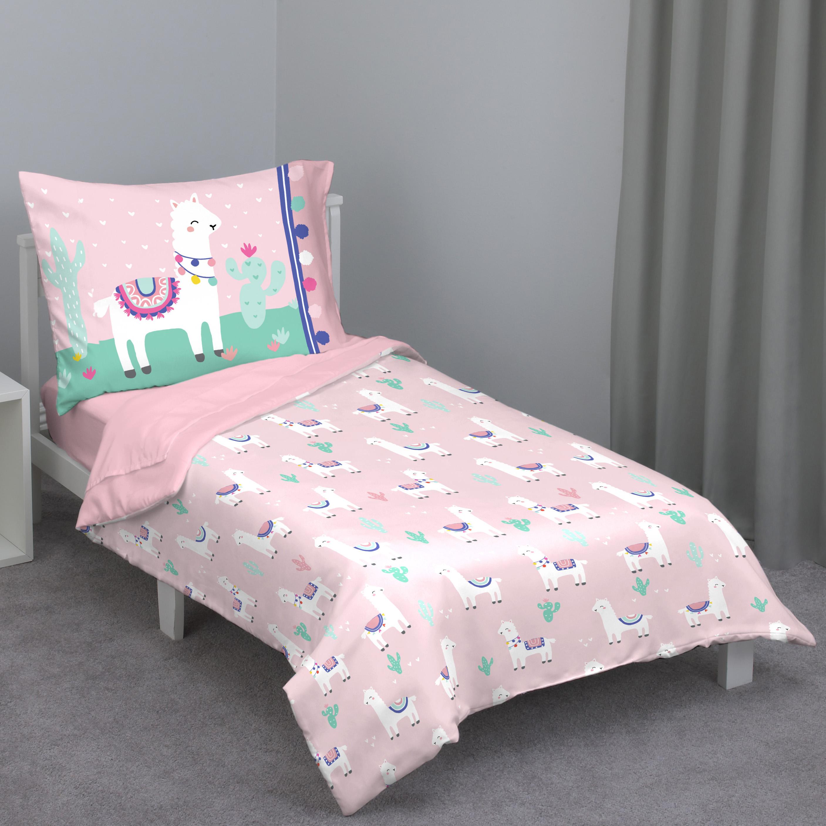 Sheet Set Dinosaur Land Pink for Girls and Kids Purple Turquoise Pink Dinosaurs Print New # Dinosaur Land Pink Full Sheet