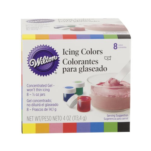 Wilton Icing Colors Set