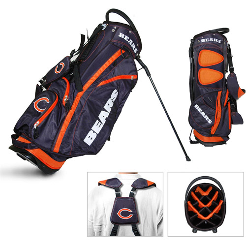 Team Golf NFL Chicago Bears Fairway Golf Stand Bag