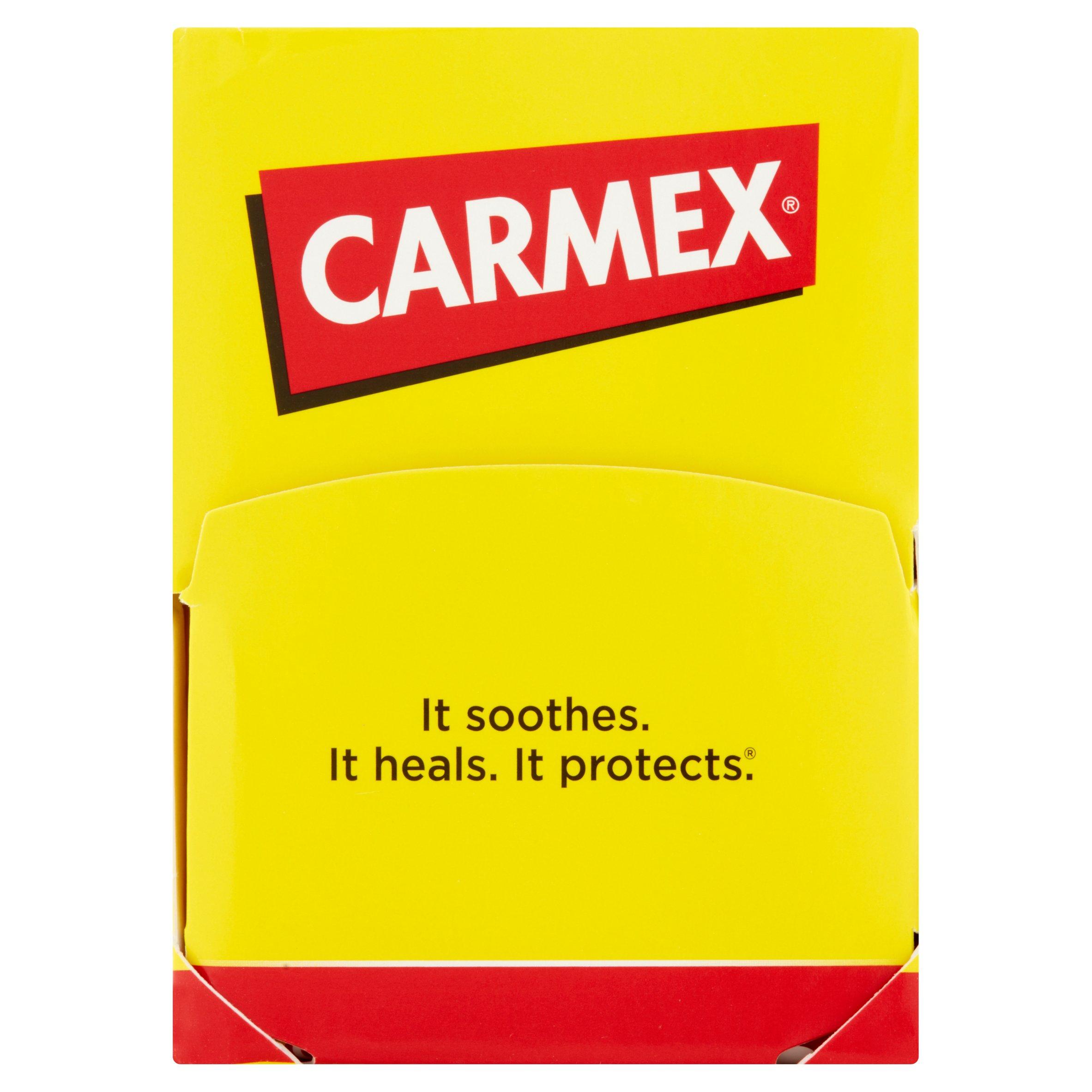 Carmex Original Click Sticks, 24 count
