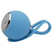 Tailbox Portable Bluetooth Speakers - Outdoor Sports Travel Waterproof Wireless Stereo Silicon Mini Mountain Sea or Shower Speaker (Blue)