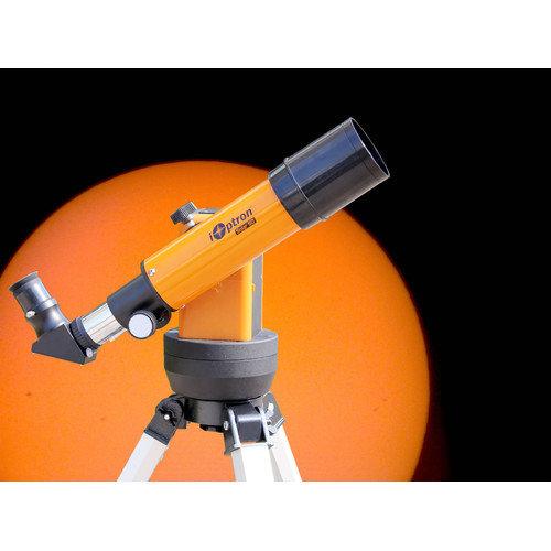 iOptron Refractor Solar Telescope with Electronic Eyepiece