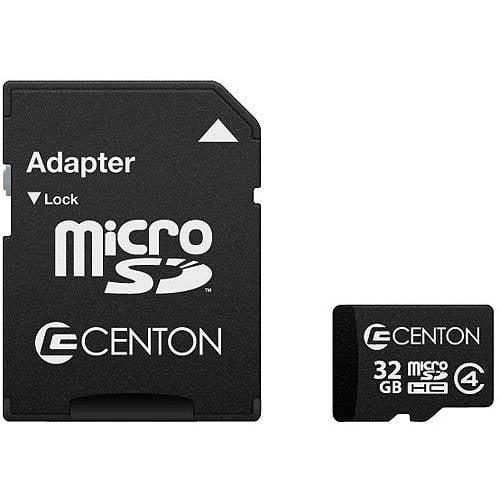 Centon 32GB Class 4 microSD Card