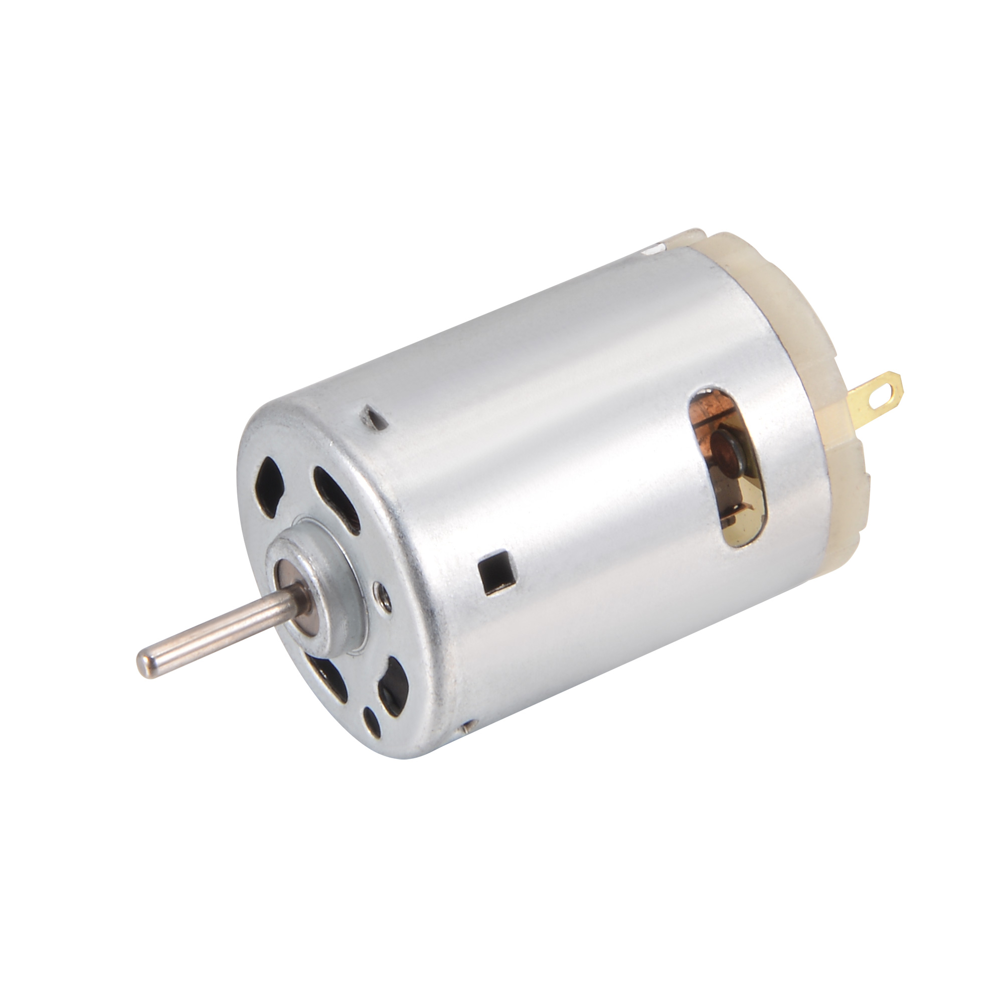 Uxcell(R) DC 12V 10000RPM Mini Magnetic Motor for Smart Cars DIY Toys - image 4 of 4