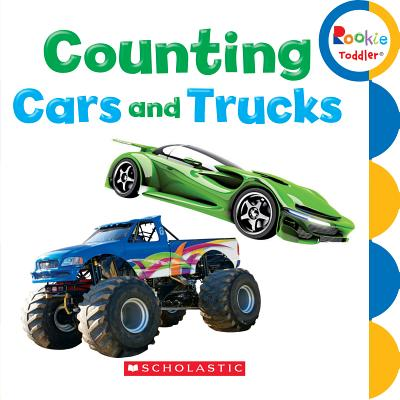 Counting Cars and Trucks (Board Book)