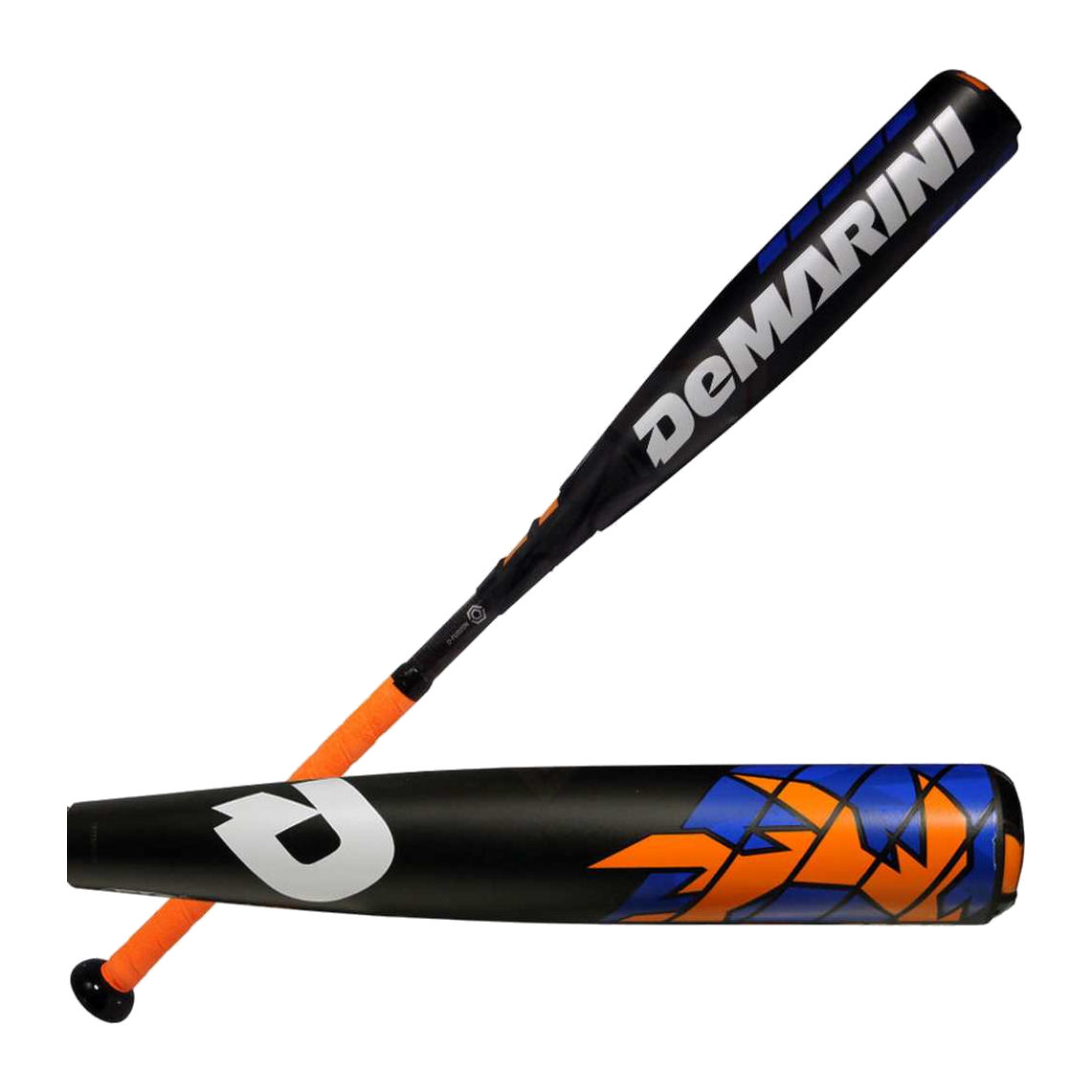 DeMarini VooDoo Raw (-10) Senior Baseball Bat WTDXVDZ-16