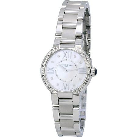 Noemia MOP Diamond Dial Womens Watch 5927STS00995