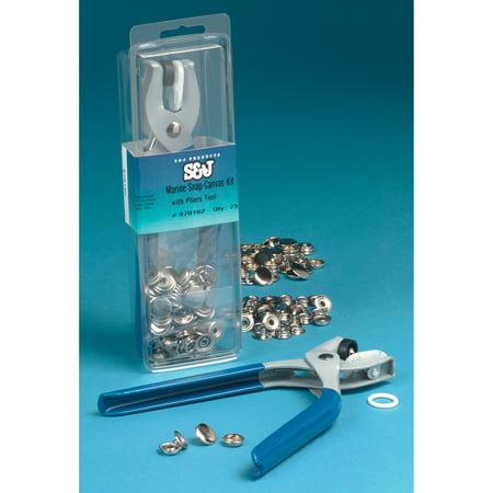 Handi Man Marine Co 970162-EA Handiman Marine Canvas Snap & Tool Kit