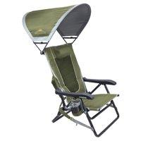 SunShade Backpack Event Chair, Loden Green