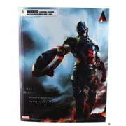 Marvel Universe Variant Play Arts Kai Captain America Action Figure