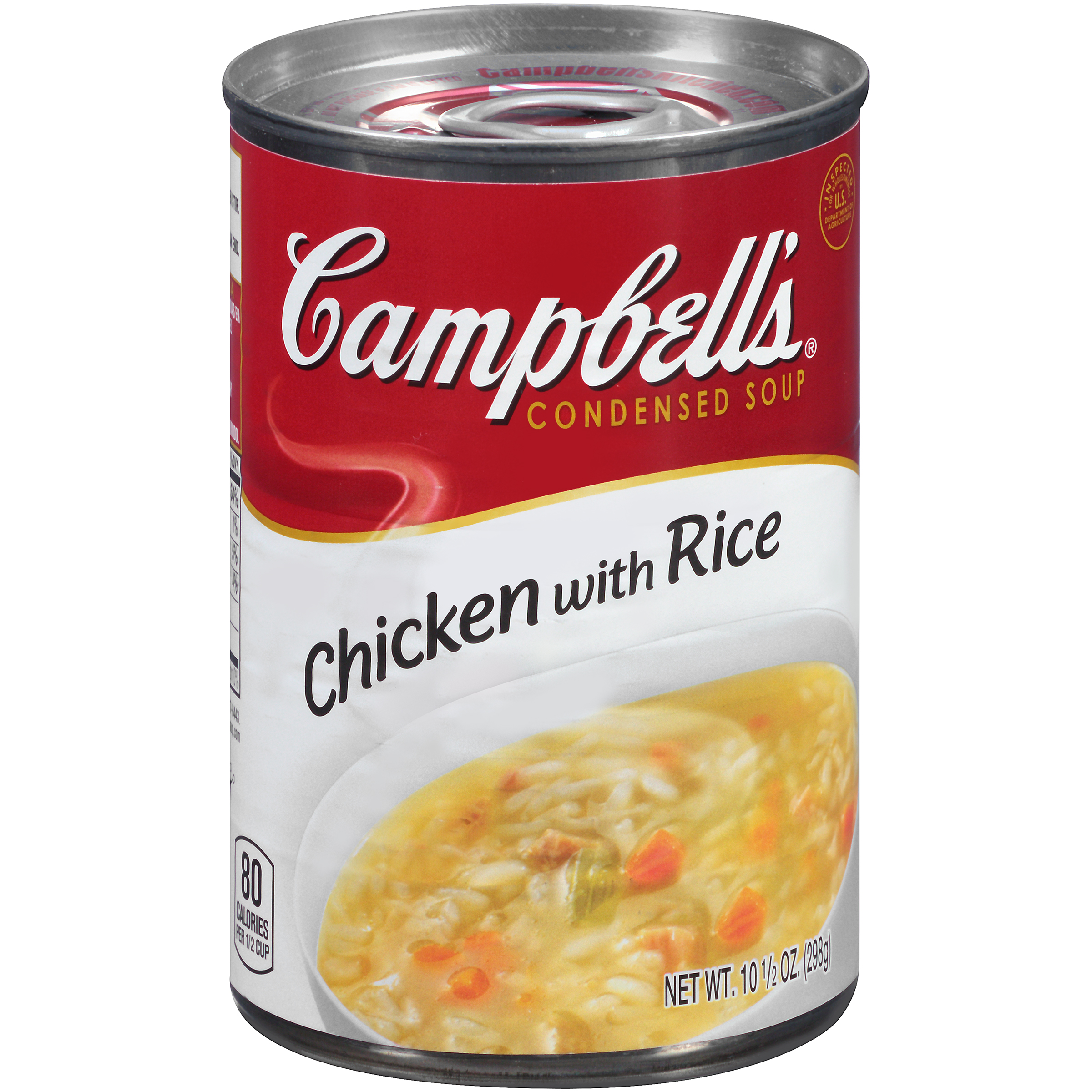 Campbell's Chicken with Rice Soup 10.5oz