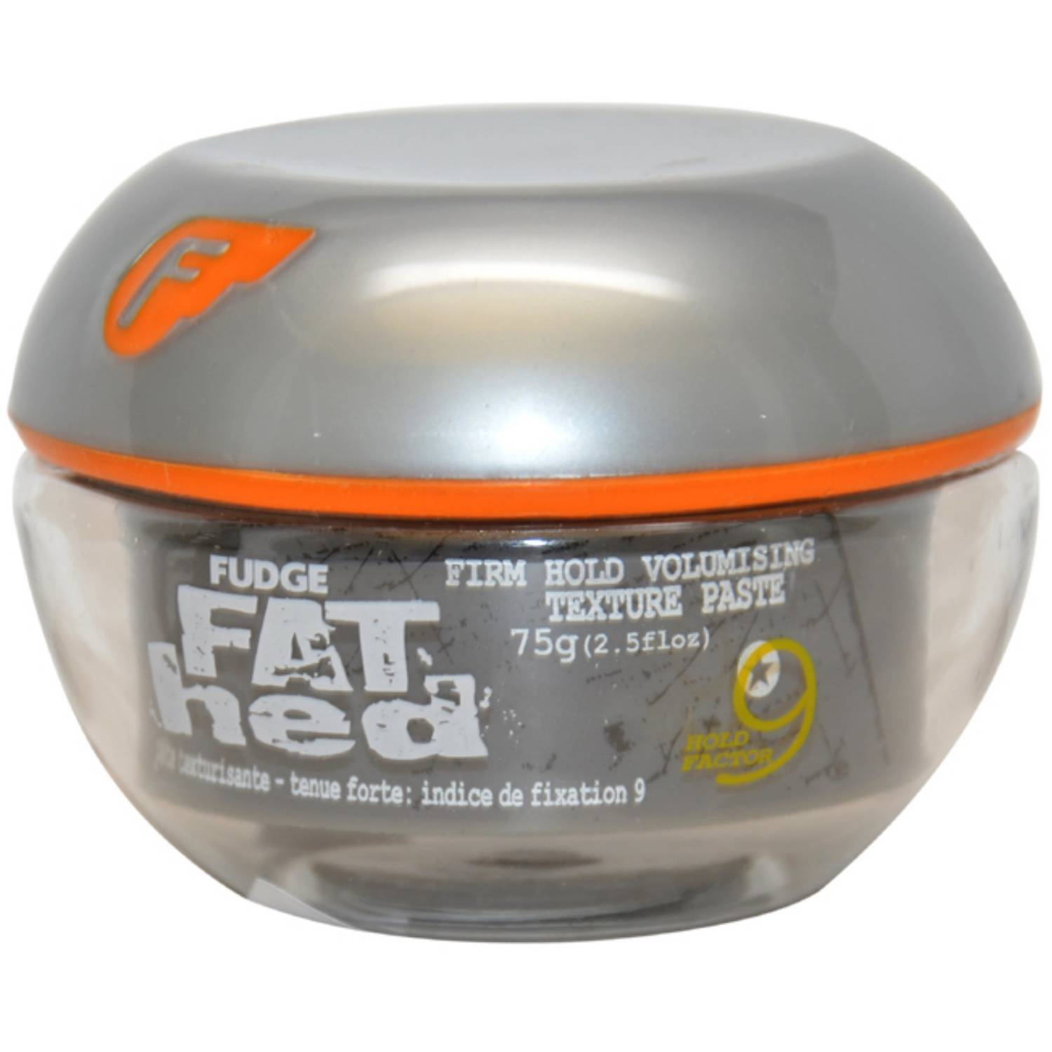 Fudge Fat Hed Firm Hold Volumising Texture Paste, 2.5 fl oz