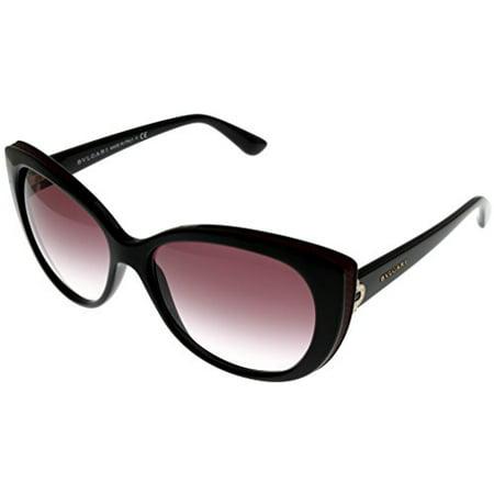 Bvlgari Sunglasses Cateye Womens Brown BV8157BQ 901/8H Size: Lens/ Bridge/ Temple: 57_15_135_48.5