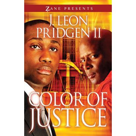 Color Of Justice Ebook Walmart