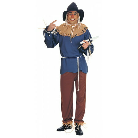 The Scarecrow Adult Costume - Small - Scarecrow Halloween Costumes Adults