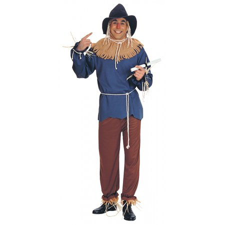 The Scarecrow Adult Costume - Small - Elvis Gold Costume