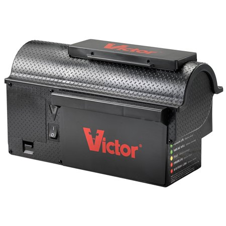 Victor Multi-Kill Electronic Mouse Trap M260 - Kills up to 10 Mice per Setting ()