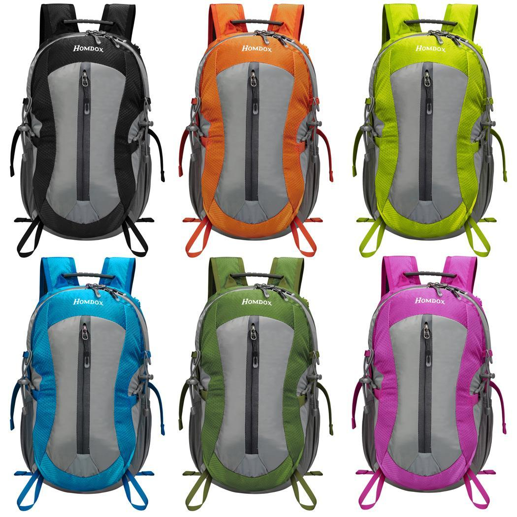 25L Sports Backpack School Bag Basic Daypack Nylon Book Bag Climbing  Camping Travel Backpack BETT - Walmart.com ea81ca42716cc