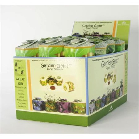 Walters Seed 1393 Garden Gems 36 Count Culinary Herb