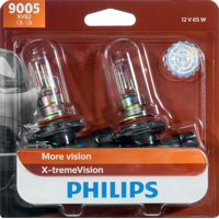Philips X-Tremevision Headlight 9005, P20D, Clear, Always Change In Pairs!