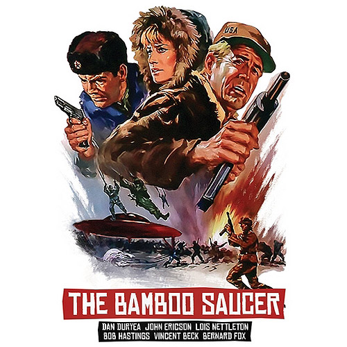 The Bamboo Saucer (1968) (Anamorphic Widescreen)