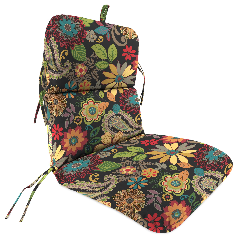 "Outdoor Dining 21"" x 41"" x 6"" Chair Cushion"