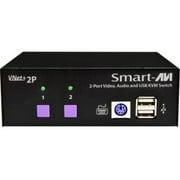 2X1 WUXGA STEREO AUDIO PS2/USB 11 SWITCH