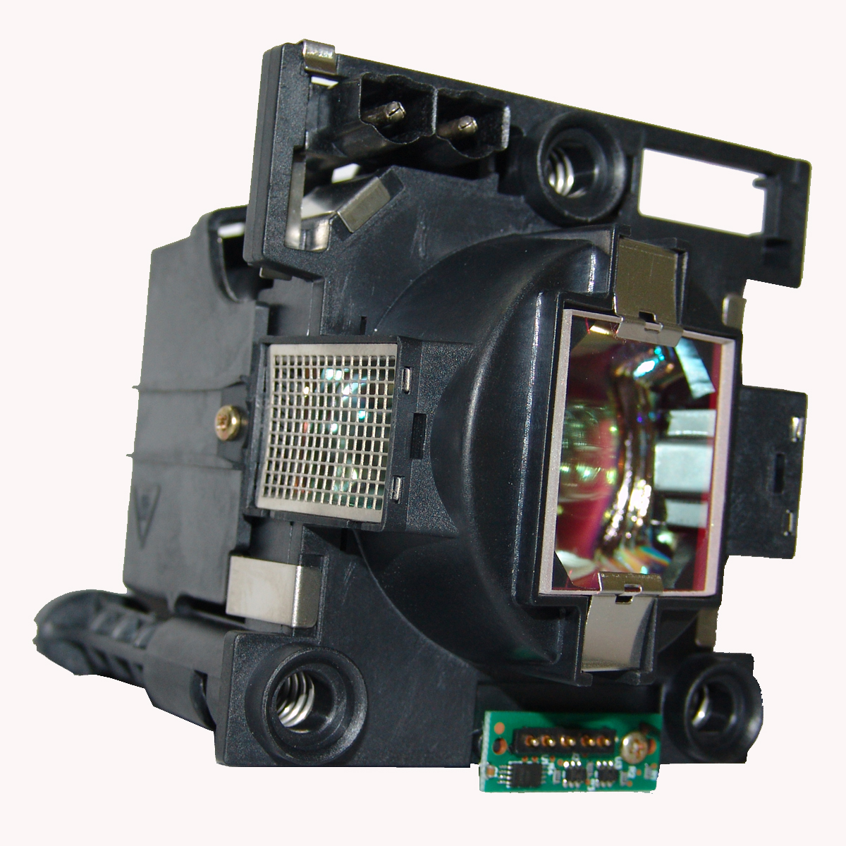 Lutema Economy Bulb for Digital Projection dVision 35 WUXGA XC 3D Projector (Lamp with Housing) - image 4 de 5