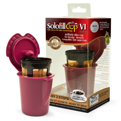 Solofill V1 Refillable Coffee Filter