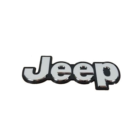 Factory New Mopar Part #68247414-AA Jeep Renegade Rear Liftgate Nameplate for Jeep Renegade 2015-2018 ()