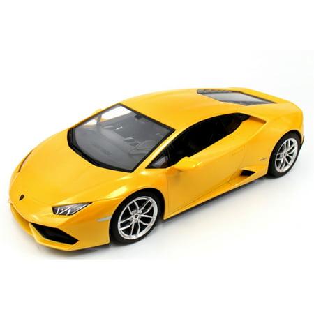 1 14 Scale Lamborghini Huracan Lp 610 4 Radio Remote Control Model Car R C Rtr Yellow  Gift Idea  Rc Car R C Car Radio Controlled Car