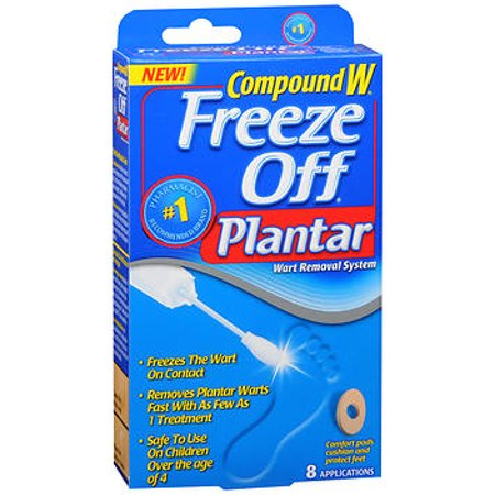 Compound W Freeze Off Wart Removal System, 8.0 CT