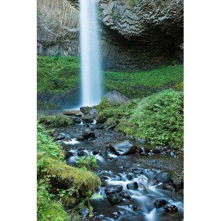 Oregon Waterfall Print Wall Art By Tim Oldford