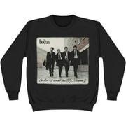 Beatles Men's  On Air Sweatshirt Black
