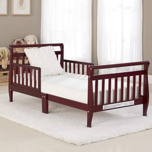 Baby Time International, Inc. Big Oshi Convertible Toddler Bed