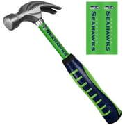 Sainty 08327 Seattle Seahawks 16-Ounce Steel Hammer