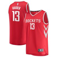 James Harden Houston Rockets Fanatics Branded Fast Break Replica Jersey Red - Icon Edition