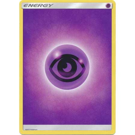 Pokemon Sun & Moon Lot of 10 Psychic Energy Single (Best Psychic Pokemon Sun)