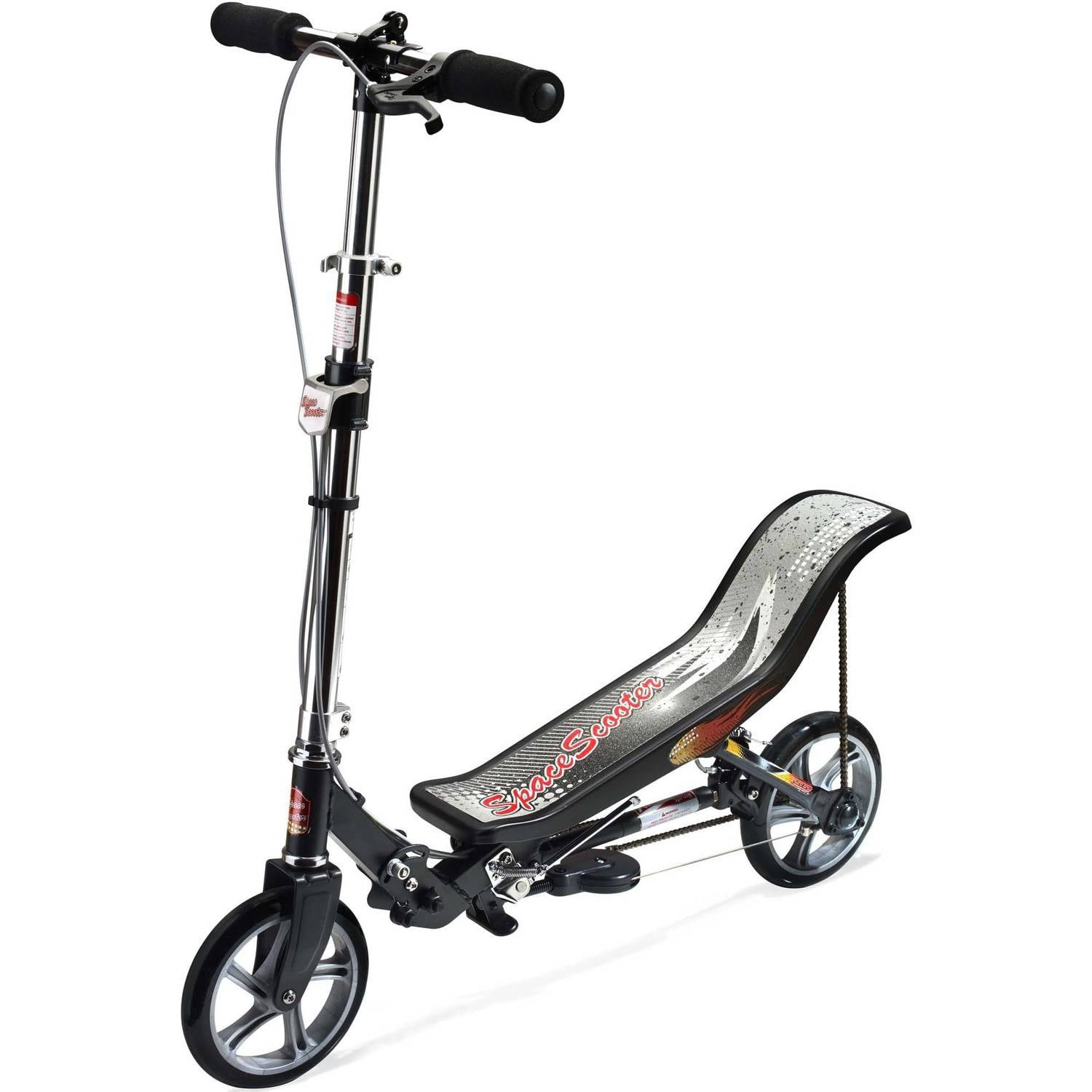 Space Scooter X580, Regular, Black by Space Scooter