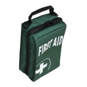 LINE2design First Aid Bag - EMT Sports First Aid Bag for Car Work RV School Travel Bag