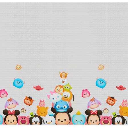 Tsum Plastic Rectangle Party Table Cover