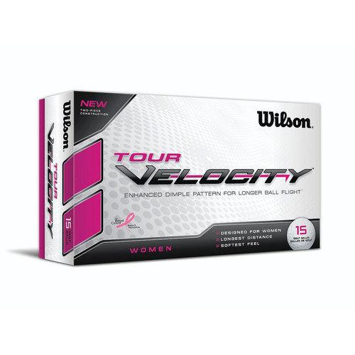 Wilson Tour Velocity Ball Women (Set of 15)