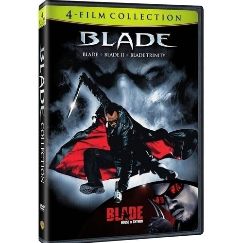 4 Film Favorites: Blade Collection