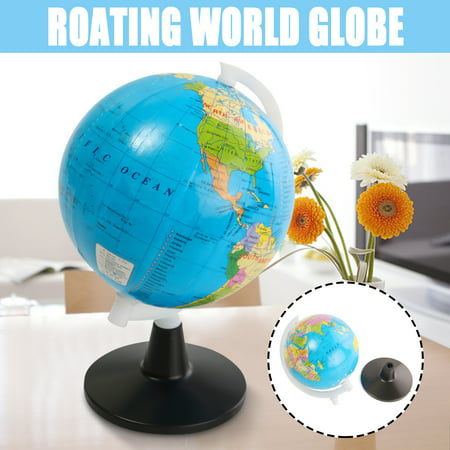 Globe Map Pictures.8 5cm 3 35 World Map Blue Ocean Earth Globe Stand Ornament