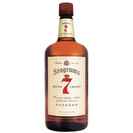 what kind of whiskey is seagrams 7